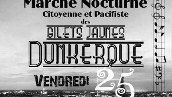 Marche nocturne dunkerquoise